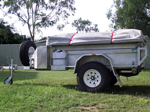 Off Road Trailer Hire