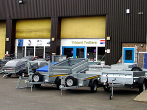 Trailer Hire UK